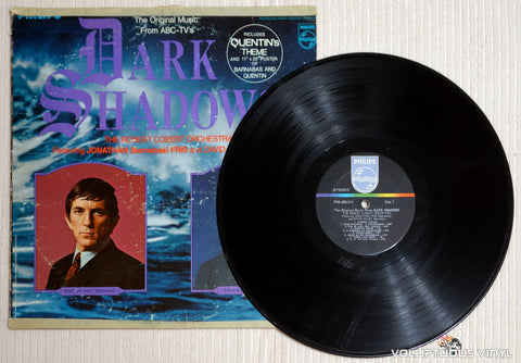 The Robert Cobert Orchestra ‎– The Original Music From ABC's Dark Shadows - Vinyl Record