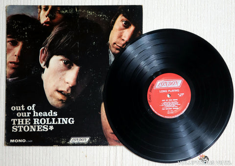 The Rolling Stones ‎– Out Of Our Heads - Vinyl Record