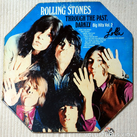 The Rolling Stones ‎– Through The Past, Darkly (Big Hits Vol. 2) (1969)