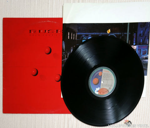 Rush ‎– Hold Your Fire - Vinyl Record