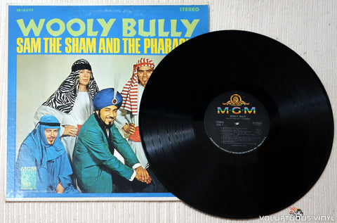 Sam The Sham And The Pharaohs ‎– Wooly Bully - Vinyl Record
