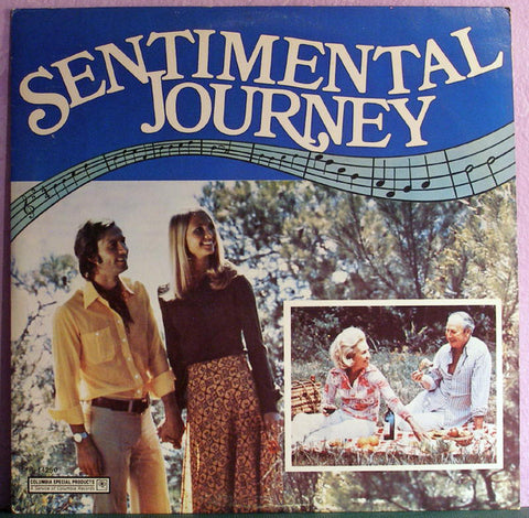 Various ‎– Sentimental Journey (1978) Cheap Vinyl Record
