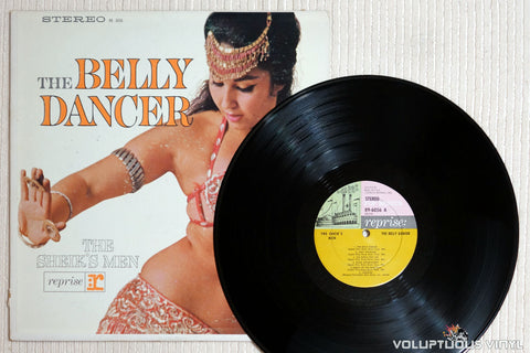 The Sheik's Men ‎– The Belly Dancer - Vinyl Record