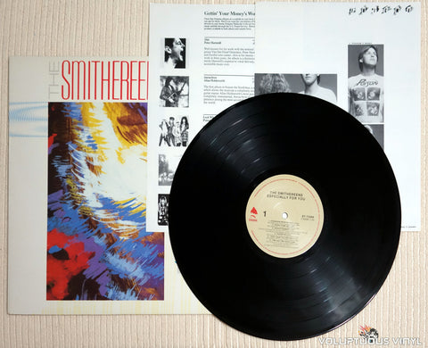 The Smithereens ‎– Especially For You - Vinyl Record