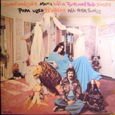 Mama Was A Rock And Roll Singer Papa Used To Write All Her Songs (1973)