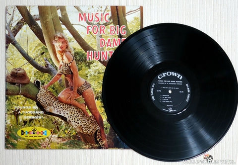 Sounds Of A Thousand Strings ‎– Music For Big Dame Hunters - Vinyl Record