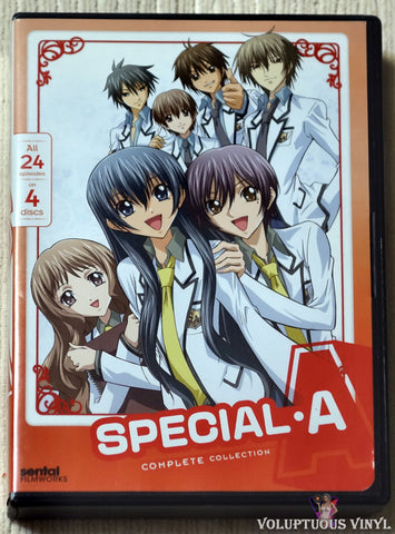 Special A: Complete Collection 4 x DVD