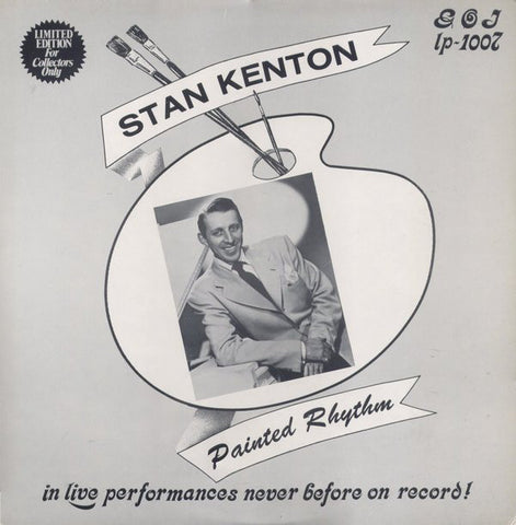Stan Kenton ‎– Painted Rhythm (1978) Cheap Vinyl Record