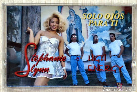 Stephanie Lynn & High Energy ‎– Solo Ojos Para Ti (1994) SEALED