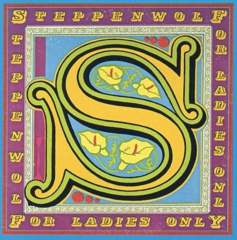 Steppenwolf ‎– For Ladies Only (1971) Vinyl Record