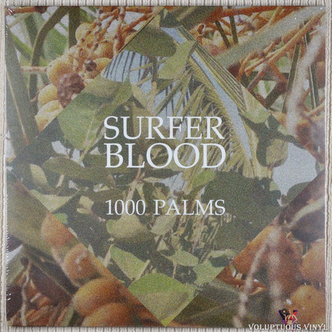 Surfer Blood ‎– 1000 Palms (2015) SEALED