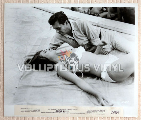 Hot Enough For June - Sylva Koscina & Dirk Bogarde