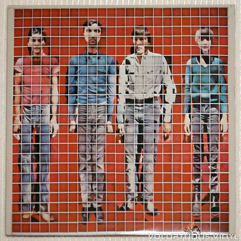 Talking Heads ‎– More Songs About Buildings And Food - Vinyl Record - Front Cover