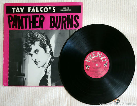 Tav Falco's Panther Burns ‎– Behind The Magnolia Curtain - Vinyl Record