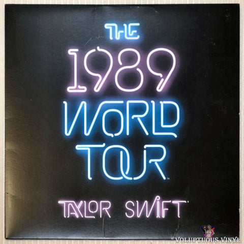 Taylor Swift ‎– The 1989 World Tour VIP Lithographs front cover