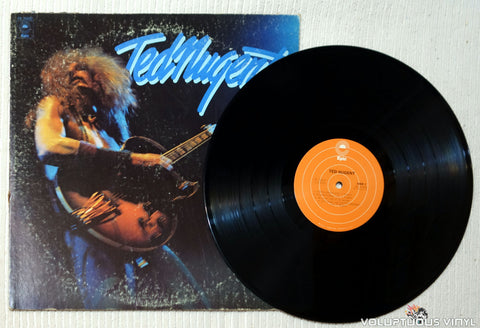 Ted Nugent ‎– Ted Nugent - Vinyl Record