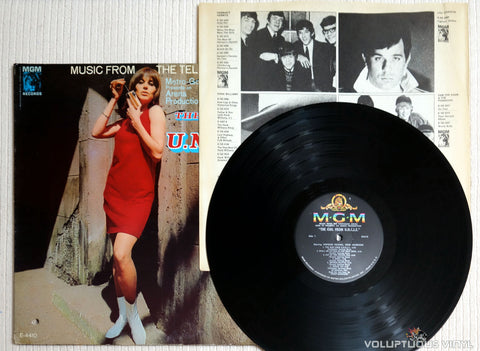 Teddy Randazzo ‎– The Girl From U.N.C.L.E. - Vinyl Record
