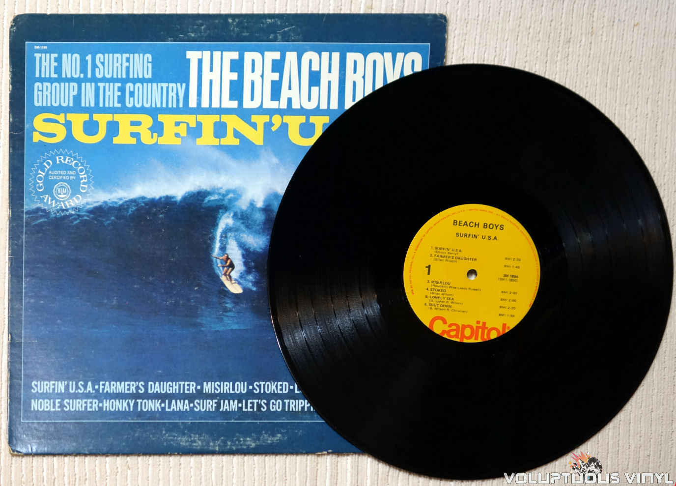 The Beach Boys Surfin Usa 1976