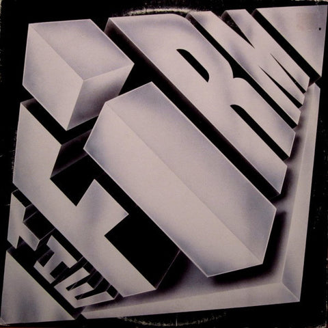 The Firm ‎– The Firm (1985) Cheap Vinyl Record
