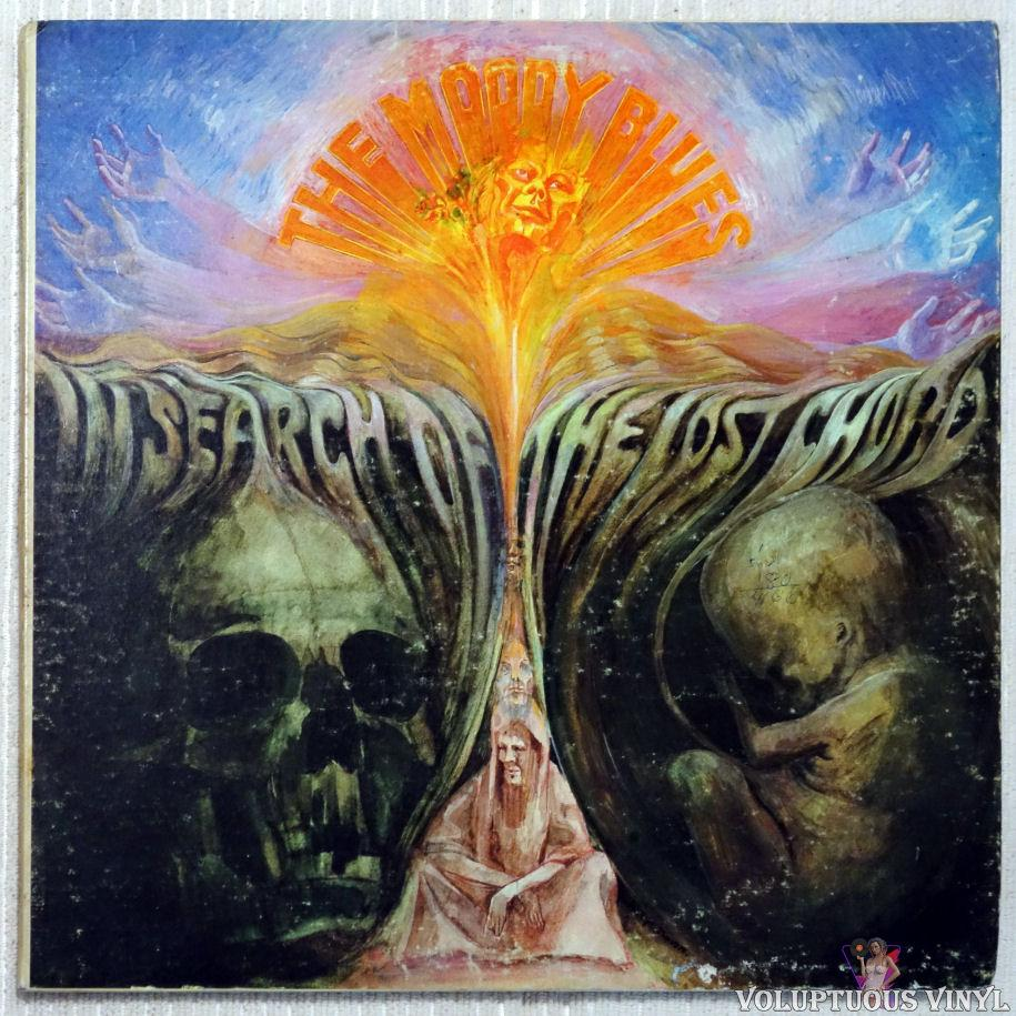 The Moody Blues – In Search Of The Lost Chord 15 Vinyl, LP ...