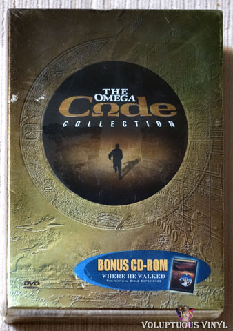 The Omega Code Collection DVD