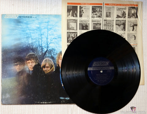The Rolling Stones ‎– Between The Buttons vinyl record