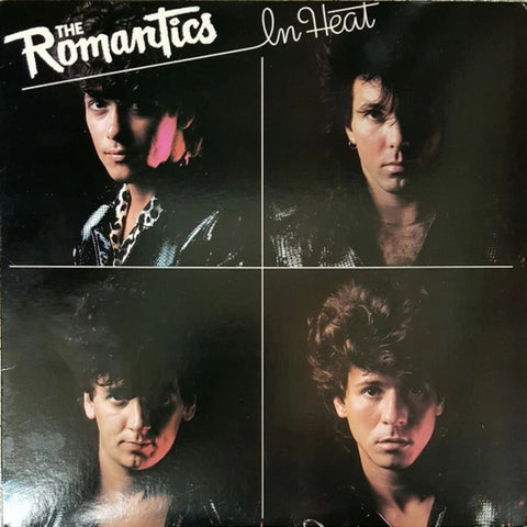 The Romantics ‎– In Heat (1983)