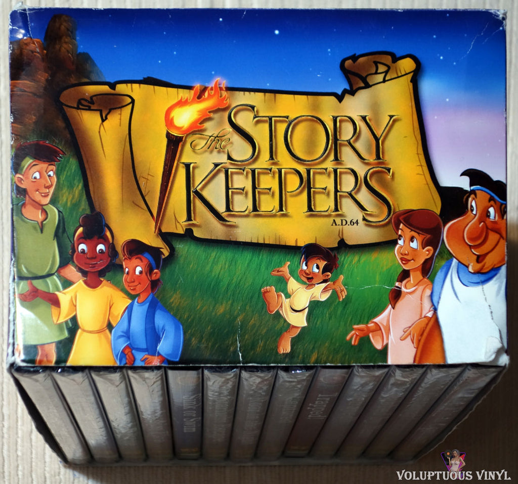 The Story Keepers A.D. 64 (2002) 13 DVD Box Set top
