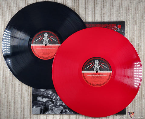 The White Stripes ‎– Live Under The Lights Of The Rising Sun vinyl record