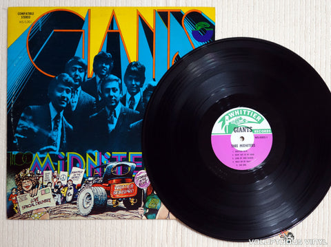 Thee Midniters ‎– Giants - Vinyl Record