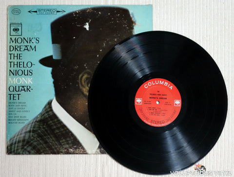 The Thelonious Monk Quartet ‎– Monk's Dream - Vinyl Record