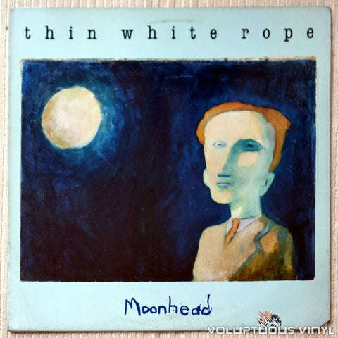 Thin White Rope ‎– Moonhead - Vinyl Record - Front Cover