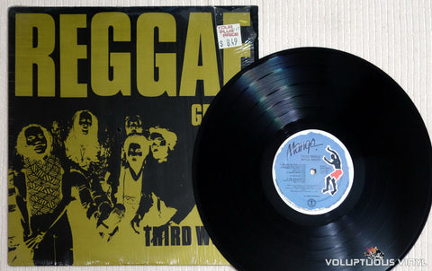 Third World ‎– Reggae Greats - Vinyl Record