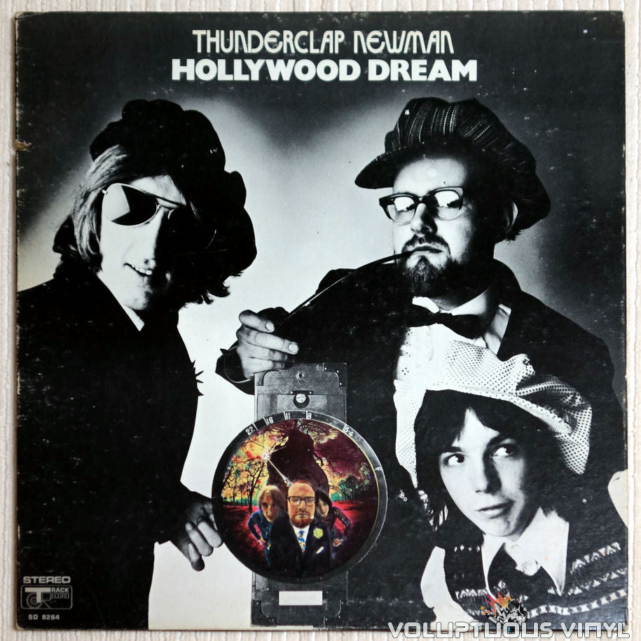 Thunderclap Newman ‎– Hollywood Dream - Vinyl Record - Front Cover