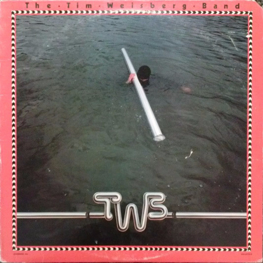 The Tim Weisberg Band ‎– The Tim Weisberg Band - Vinyl Record - Front Cover