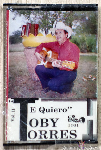 Toby Torres ‎– Te Quiero Vol. II (1986) SEALED