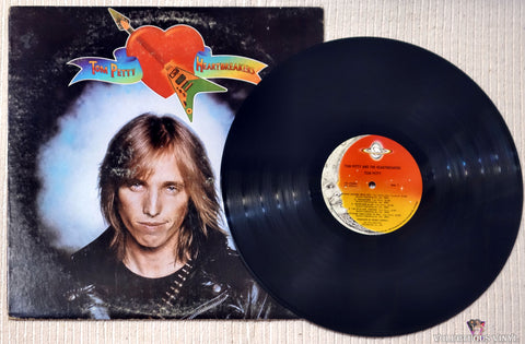 Tom Petty And The Heartbreakers ‎– Tom Petty And The Heartbreakers vinyl record