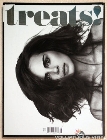 Treats! Magazine Issue 5 - Xenia - Front Cover