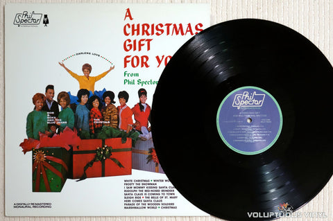 Various ‎– A Christmas Gift For You From Phil Spector - Vinyl Record