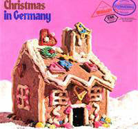 Various ‎– Christmas In Germany (?) Vinyl Record