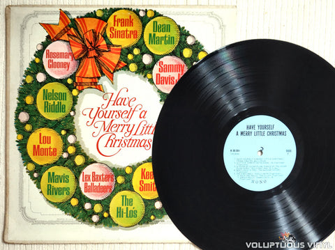 Various ‎– Have Yourself A Merry Little Christmas - Vinyl Record