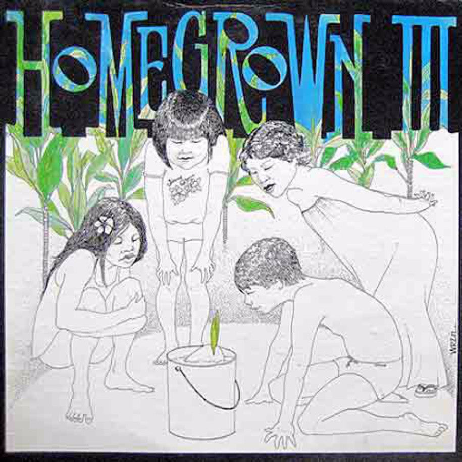 Various ‎– Homegrown III - Vinyl Record - Front Cover