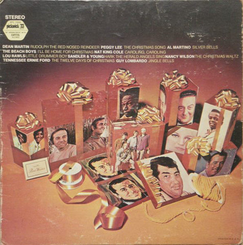 Various ‎– I'll Be Home For Christmas Vinyl Record