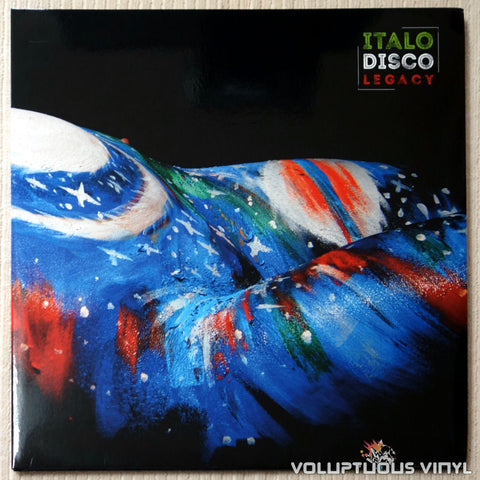 Various ‎– Italo Disco Legacy - Vinyl Record - Front Cover