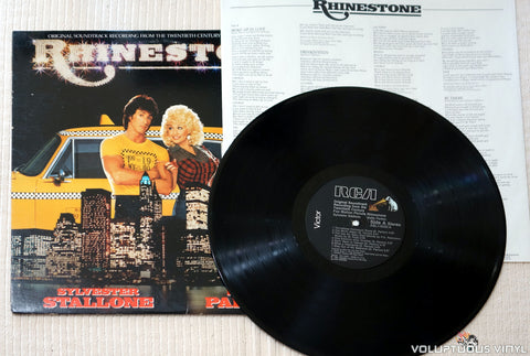 Various ‎– Rhinestone: Original Soundtrack - Vinyl Record