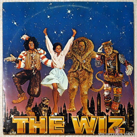 Various ‎– The Wiz (Original Motion Picture Soundtrack) (1978) 2xLP