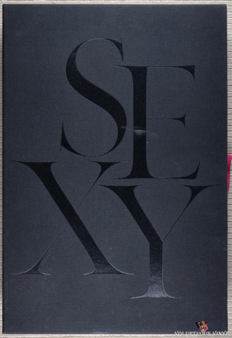 Victoria's Secret Sexy Vol. III book front cover