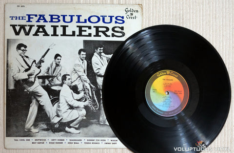 The Wailers ‎– The Fabulous Wailers - Vinyl Record