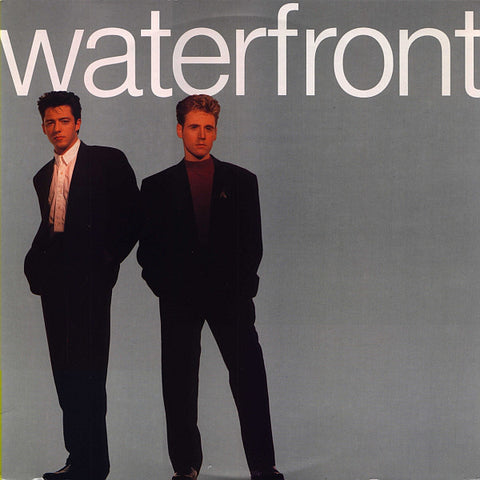 Waterfront ‎– Waterfront (1989) Cheap Vinyl Record