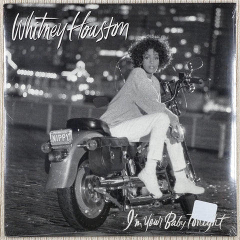 Whitney Houston ‎– I'm Your Baby Tonight (1990) Canadian Press
